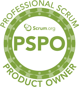 SCRUM Product Owner Certificate