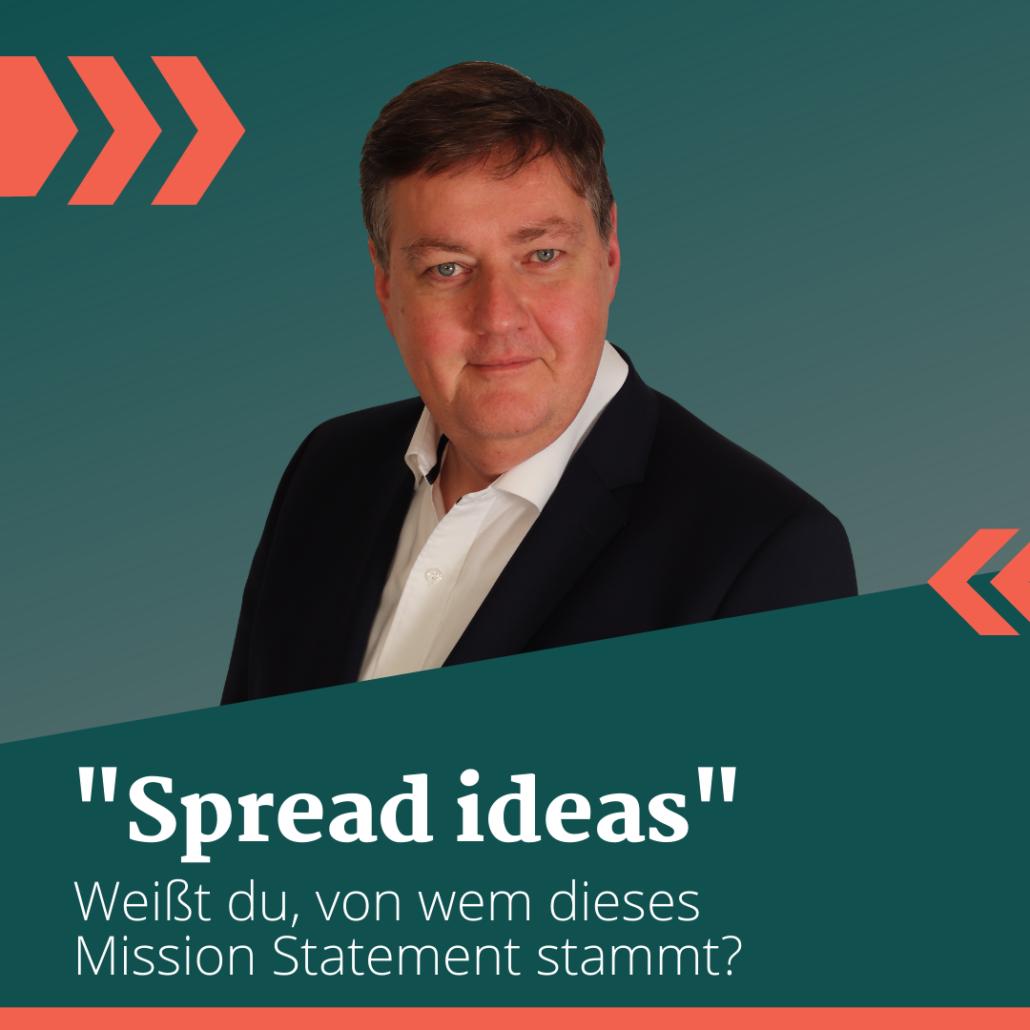 Spread Ideas